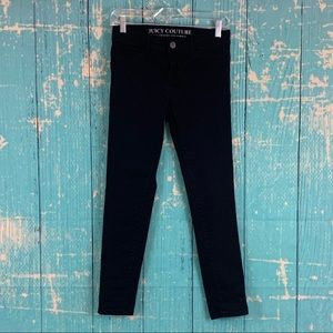 Juicy Couture Women's Black Stretchy Skinny Jeans